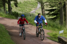 Cycling in Perthshire